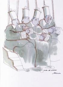 Coro de Jueces
